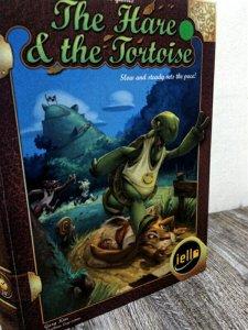 Jogo de tabuleiro Contos e Jogos: A Lebre e a Tartaruga