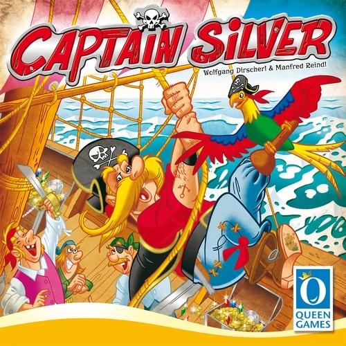 Jogo infantil Capitão Silver