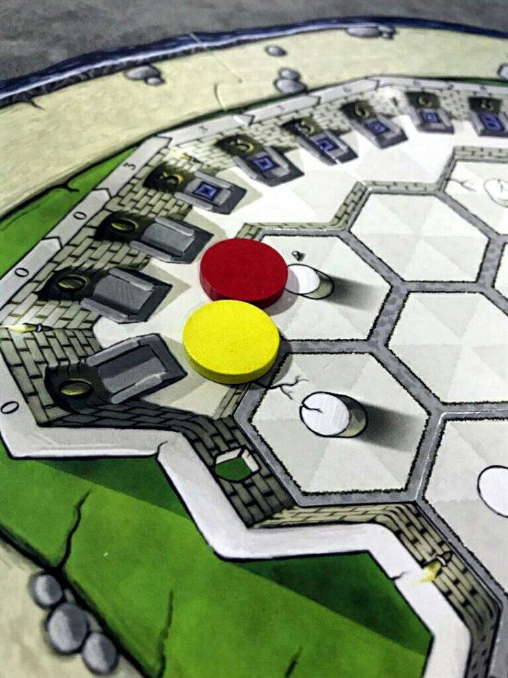 Concílio do templo do jogo de tabuleiro Luna