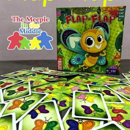 Jogo de tabuleiro infantil Flap-Flap