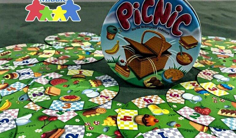 Jogo infantil Picnic