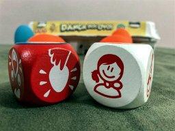 Jogo de tabuleiro Dança dos Ovos