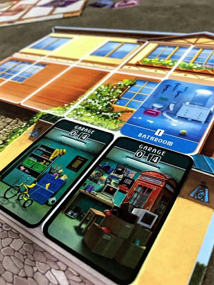 Você vai adicionando cômodos à sua casa no jogo Dream Home