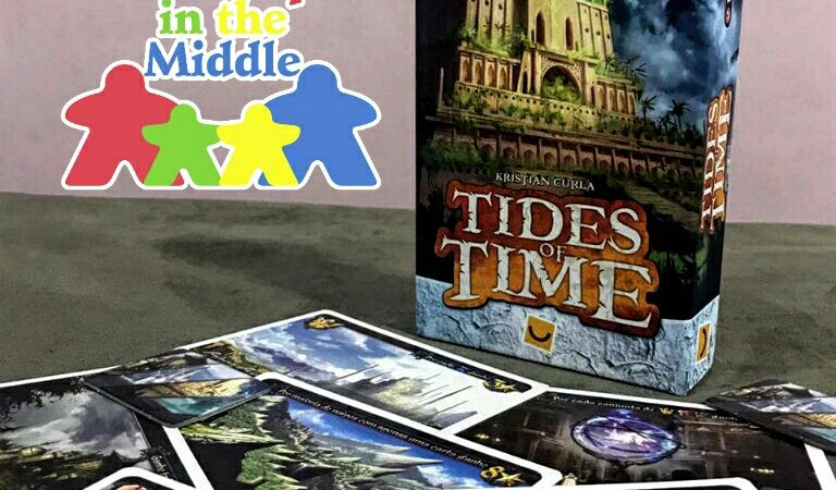 Jogo de tabuleiro Tides of Time