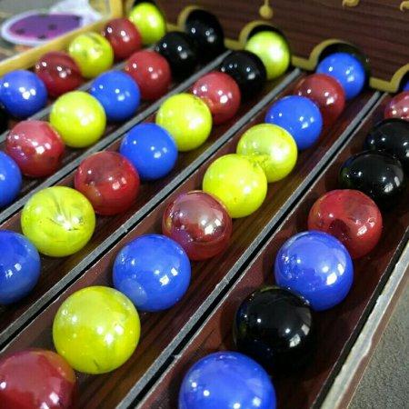 Dois ingredientes da mesma cor no jogo de tabuleiro Potion Explosion