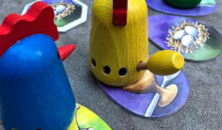 Galos e galinhas do jogo infantil Cocoricó Cocoricó