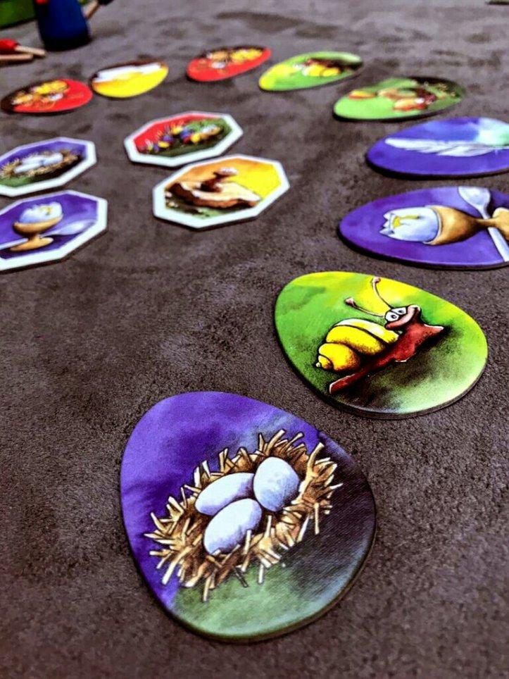 Um excelente jogo da memória Cocoricó Cocorocó