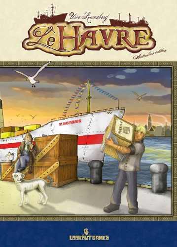 Jogo de tabuleiro Le Havre