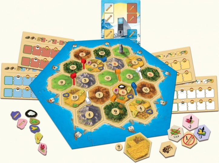Catan Cenario - Crop Trust