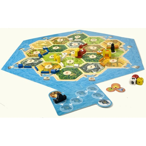 Catan: Cities & Knights (1998)