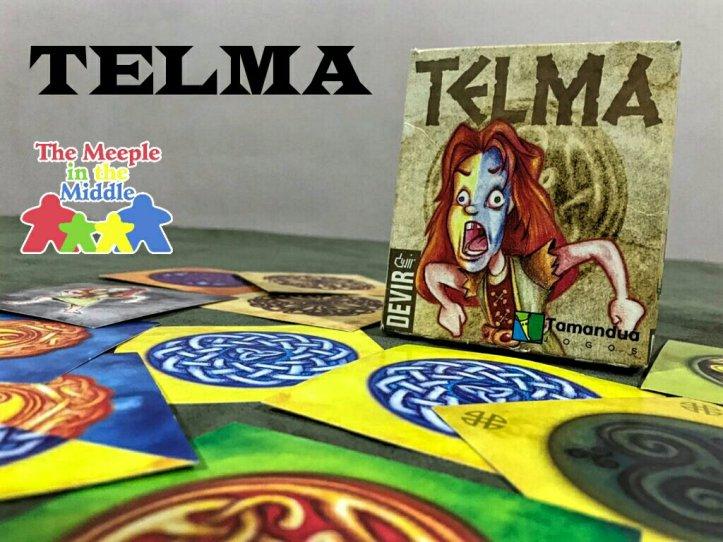 Jogo de cartas Telma
