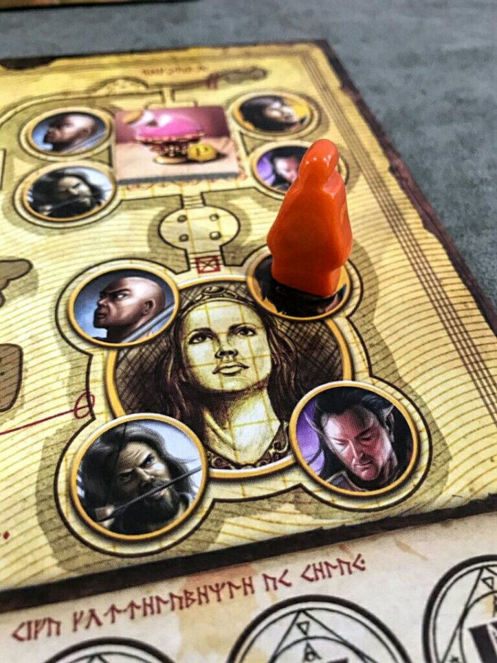Resgatar a princesa Elizabeth é o desafio do jogo Shazam