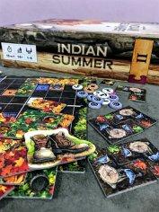 Jogo de tabuleiro Indian Summer