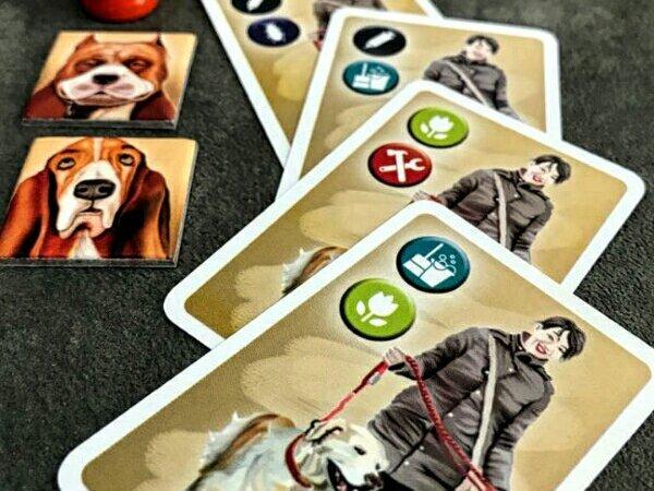 Hóspedes o aguardam da expansão Dogs: O Sócio