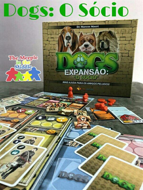 Expansão Dogs: O Sócio