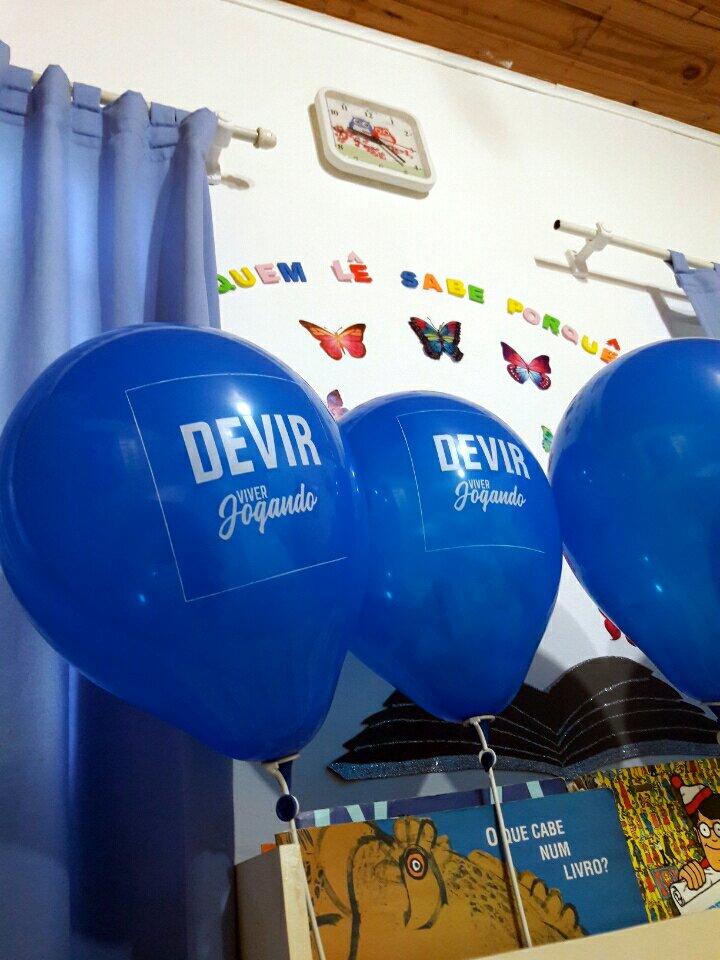 Participação super especial da DEVIR na festa da Família