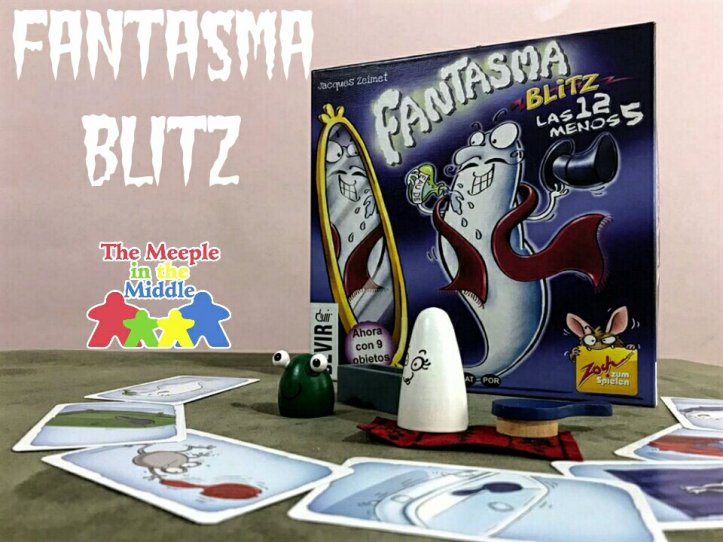 Jogo infantil Fantasma Blitz