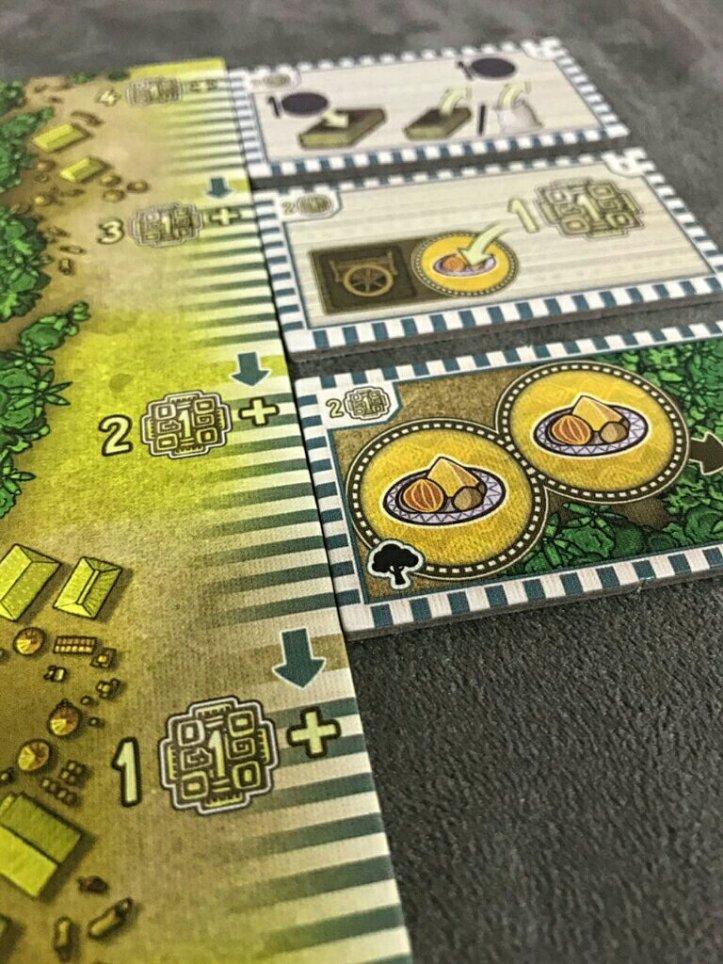Expansões disponíveis no jogo de tabuleiro Altiplano