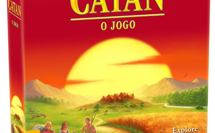 Imagem DEVIR Catan