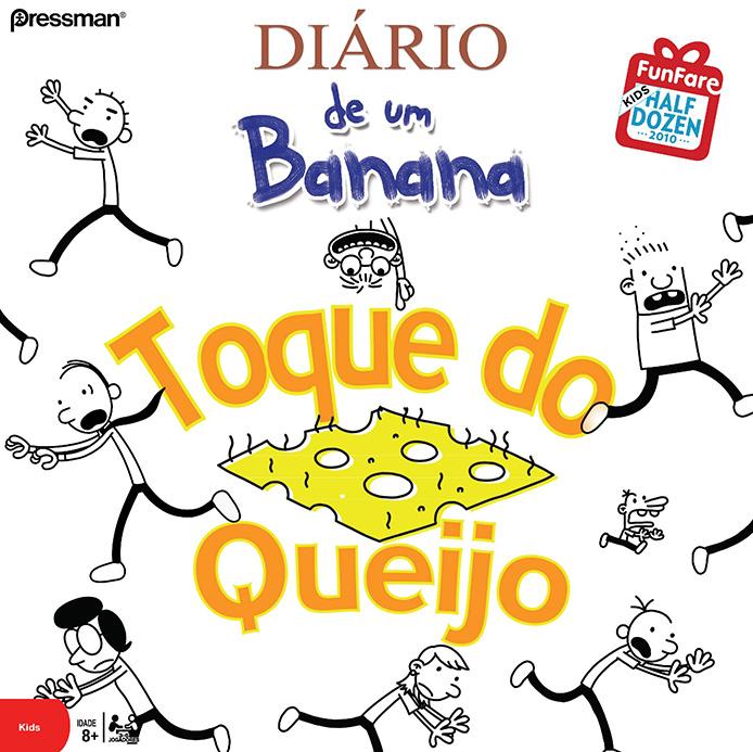Imagem DEVIR Diário de um Banana