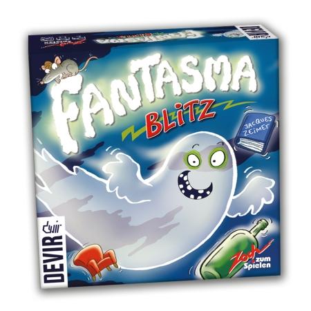 Imagem DEVIR Fantasma Blitz
