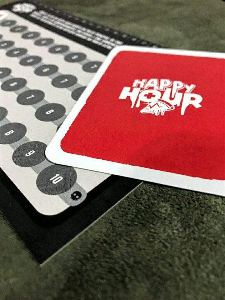Jogo de tabuleiro Happy Hour