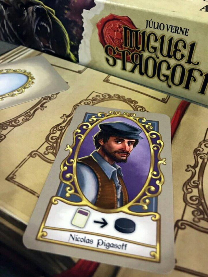 Os aliados no jogo Miguel Strogoff
