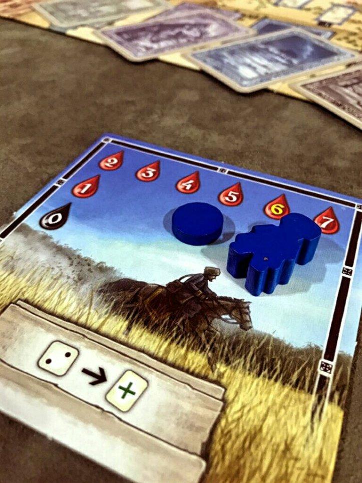 Tabuleiro individual jogo Miguel Strogoff