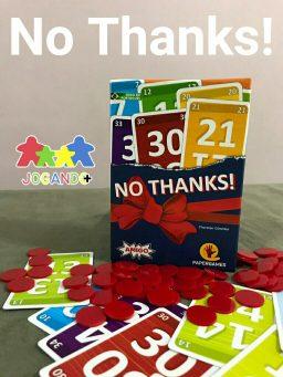 Jogo de cartas No Thanks!