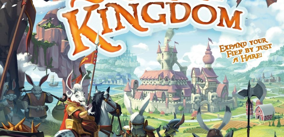 Jogo de tabuleiro Bunny Kingdom