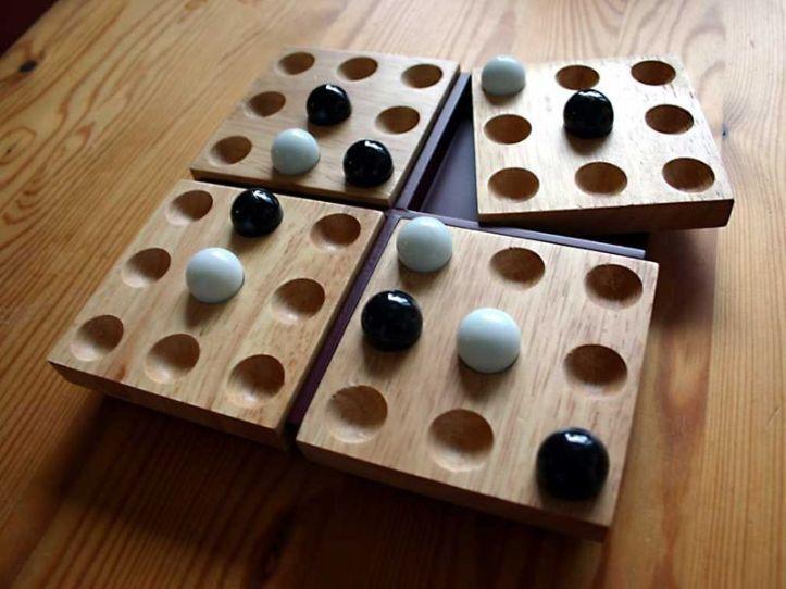 Jogo de tabuleiro Pentago