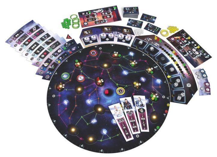 Jogo de tabuleiro Pulsar 2849