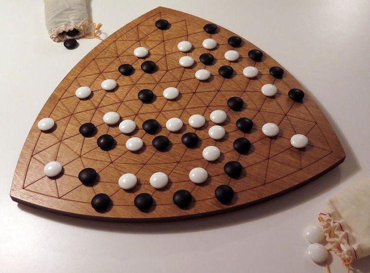 Jogo de tabuleiro The Game of Y