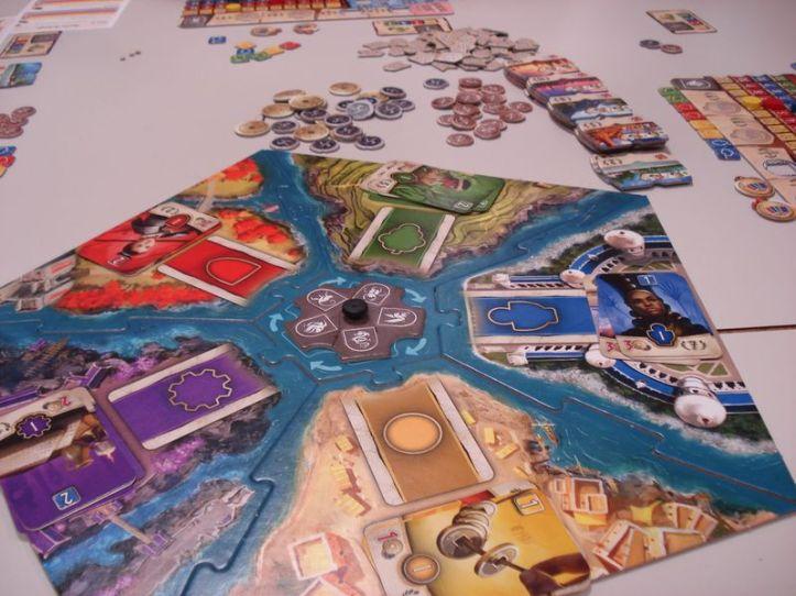 Jogos de tabuleiro Hadara