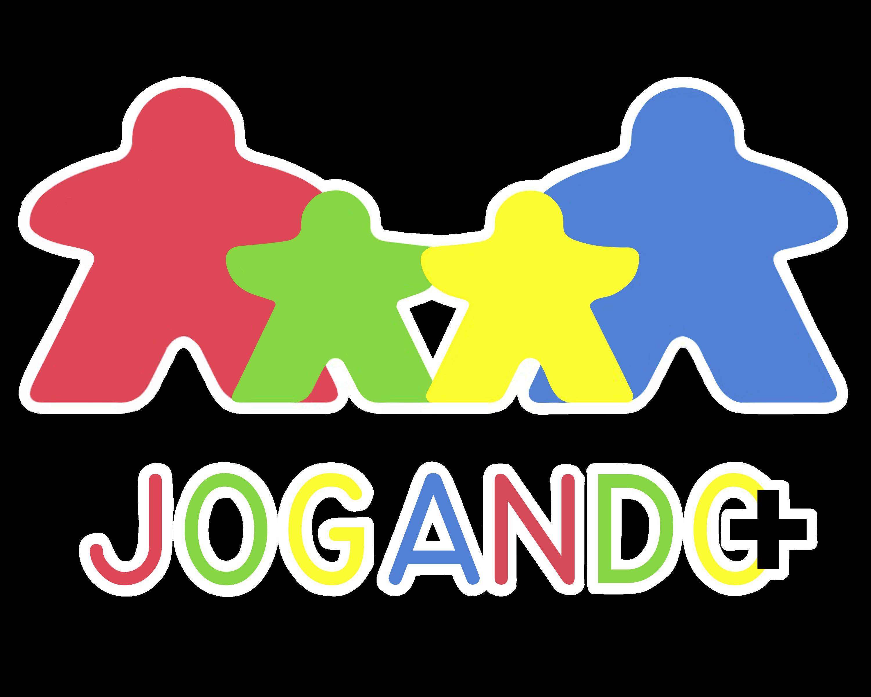 Logo Jogando Mais