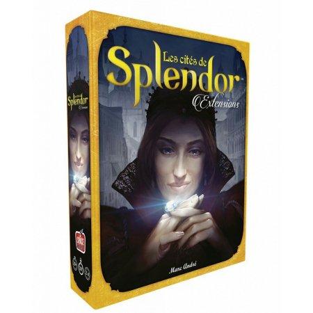 Expansão do jogo de tabuleiro Splendor