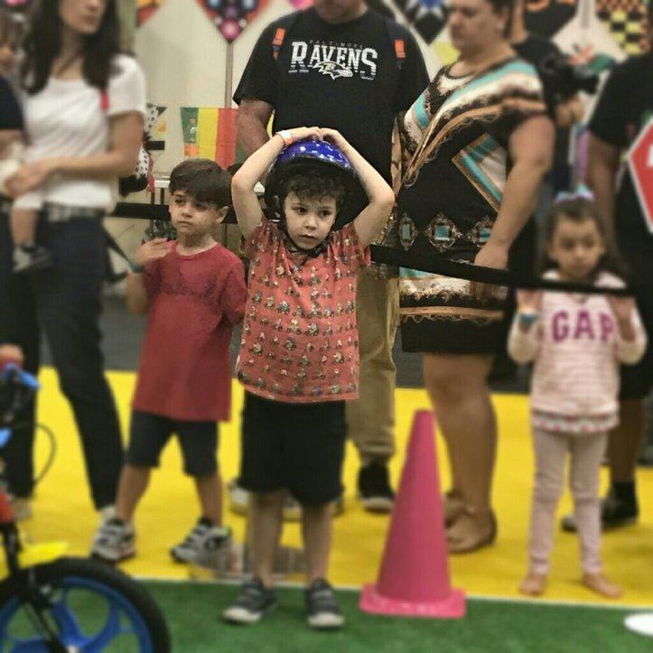 Evento Kids Festival SP Bicicletas Caloi