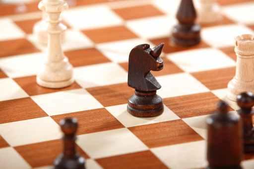 Idéias e acessórios - Xadrez vertical