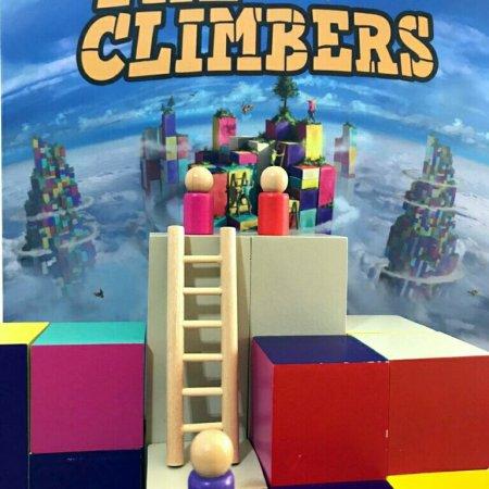 Jogo de tabuleiro The Climbers