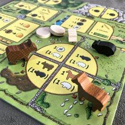 Jogo de tabuleiro Agricola All Creatures Big and Small