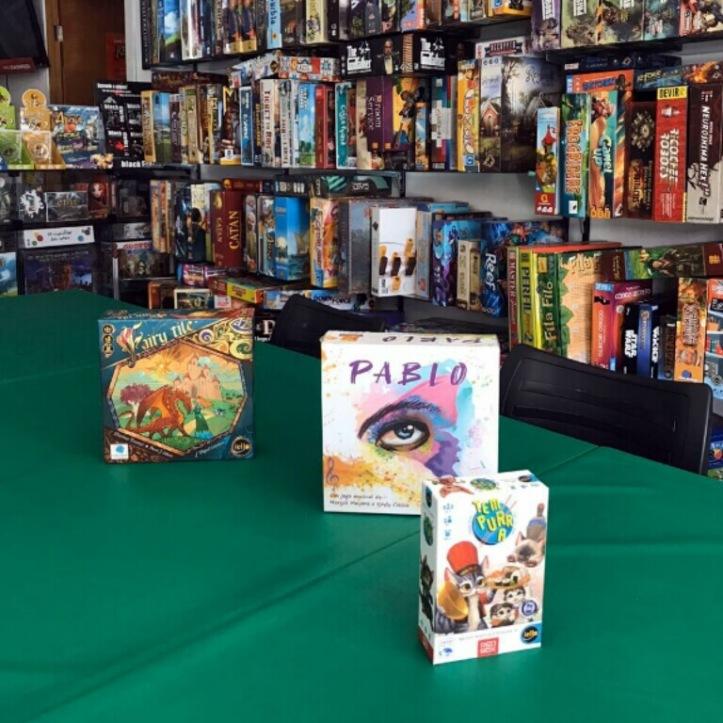 Loja de jogos Place Games