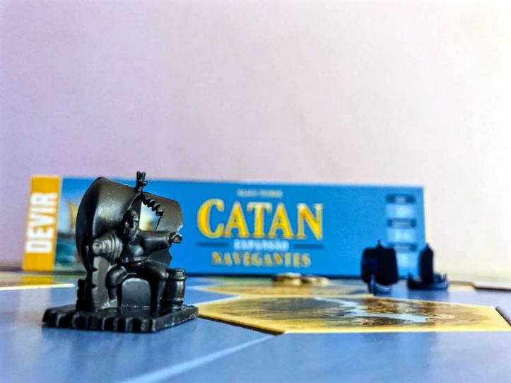 Expansão Catan Navegantes