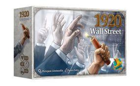 Jogo de tabuleiro 1920 Wall Street