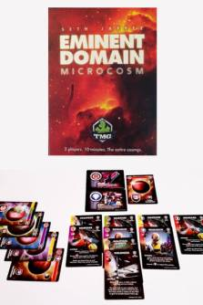 Jogo de tabuleiro Eminent Domain Microcosm