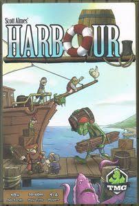Jogo de tabuleiro Harbour