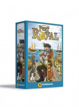 Jogo de tabuleiro Port Royal