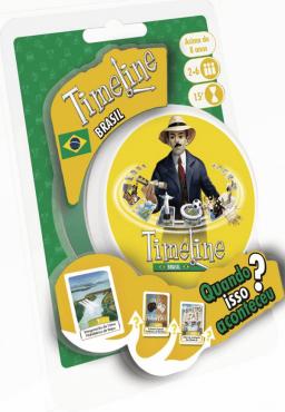 Jogo de tabuleiro Timeline