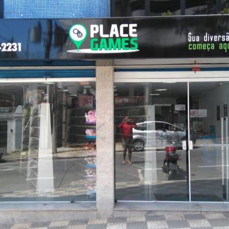 Lugares legais para comprar jogos - Place Games
