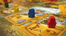Jogo de tabuleiro Stone Age