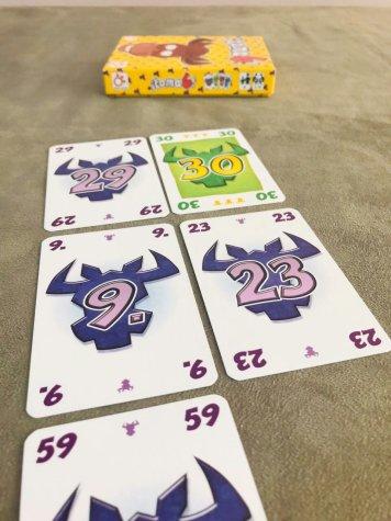 Jogo de tabuleiro Pega em 6